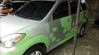Daihatsu Xenia, Pengecatan Total