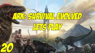 ARK: Survival Evolved Ep 20 | THE TOWER THINGY