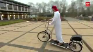 New technology in bicycle