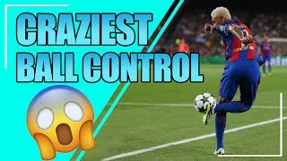 CRAZIEST BALL CONTROL: AMAZING FIRST TOUCH! - SKORES