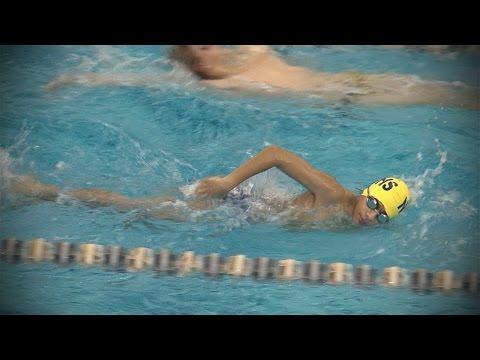 Naperville North vs. Neuqua Valley, Boys Swimming & Diving // 12.08.16