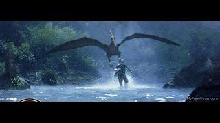 [தமிழ்] Jurassic Park-3(2001) flying dinosaurs attack scene in Tamil | Super Scene | HD 720p