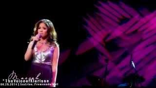 Tulak Na Bibig, Kabig ng Dibdib - Klarisse De Guzman | The Voice of Klarisse Live in Concert