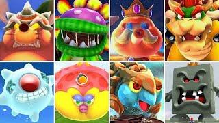 Super Mario Galaxy 1 & 2 - All Boss Fights (Boss Fight Compilation)