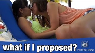 What If I Propose (Lesbian Short Film - True Story)