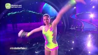 Arabs Got Talent- عرض النهائيات – نورهال خطاب