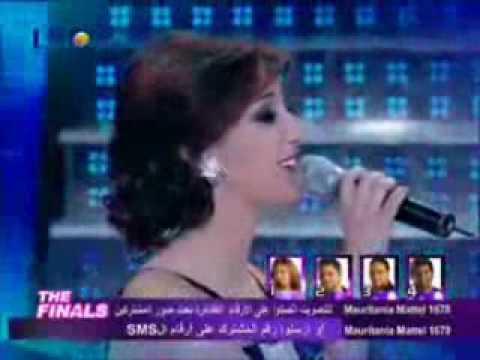 Star Academy 6 LBC Lebanon Prime 17 FINALS Najwa Karam & Bassma