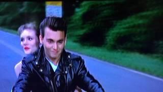 UFO in Johnny Depp's movie!