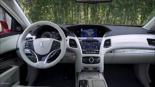 2018 Acura RLX Sport Hybrid Interior | exterior | drive | usa | canada | edmunds | car tv | top 10s