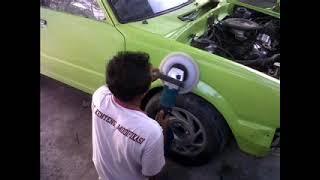 Honda Civic 1981 Restoration