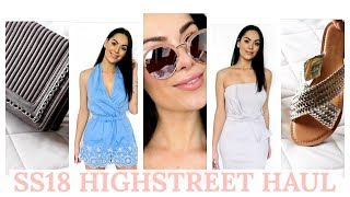 DOROTHY PERKINS SPRING SUMMER HAUL in Collaboration with Dorothy Perkins | Beauty
