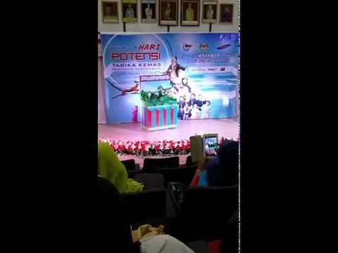 NAIB JOHAN STORYTELLING P HARI POTENSI KEMAS PERINGKAT KEBANGSAAN 2014