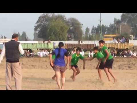 FreeStyle Girls Kabaddi Tournament 2013 Match 11 - Full Match