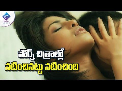 Priyanka chopra acted like a porn star for a Tv serial   Bollywood