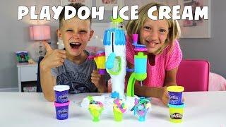 PLAY-DOH ICE CREAM