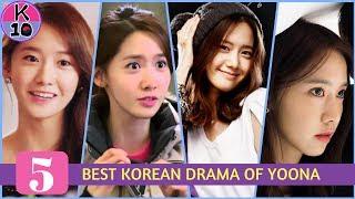 BEST  KOREAN DRAMA OF SNSD YOONA