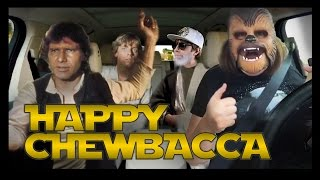 HAPPY CHEWBACCA MASK - Songify This!