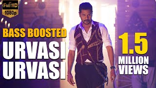 Urvasi Urvasi - Bass Boosted 🎧 | AR Rahman | Slingshot Music