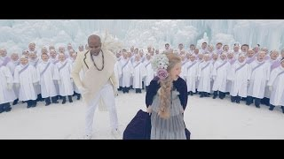 Let It Go - Frozen - Alex Boyé (Africanized Tribal Cover) Ft. One Voice Children's Choir