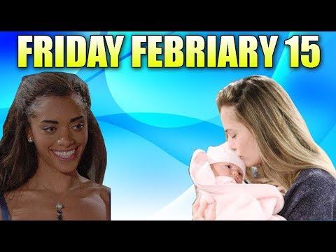 Xxx Mp4 Zoe Do The Right Thing Tells The Truth To Hope Bold And The Beautiful Spoilers Friday Feb 15 3gp Sex