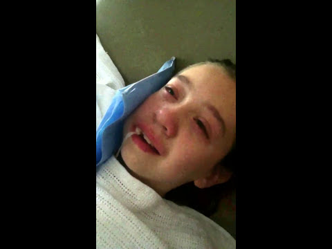 HILARIOUS Little Girl On Anesthetic