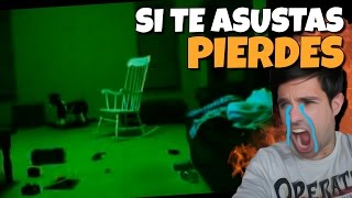 SI TE ASUSTAS PIERDES 2 | ME LO COMO TODO | Videos de miedo