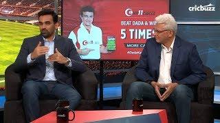 Zaheer Khan recalls his Team India journey with Yuvraj Singh