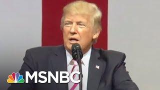 Donald Trump Hits John McCain, Kaepernick, North Korea, & More At Wild Rally | The 11th Hour | MSNBC