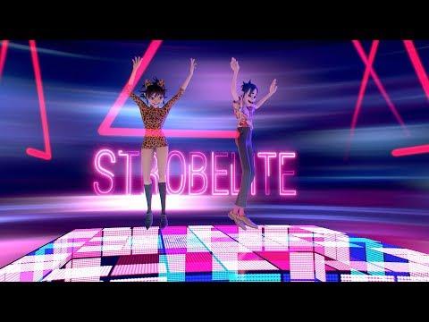 Xxx Mp4 Gorillaz Strobelite Official Video 3gp Sex
