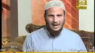 Very emotional Quran recitation of blind muslim