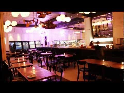 HIX Soho Restaurant Time Lapse Video