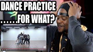 [CHOREOGRAPHY] BTS FAKE LOVE | Dance Practice | REACTION!!! (방탄소년단)