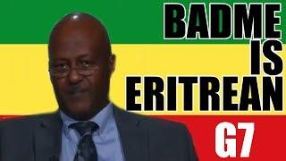 Eritrea - Badme is Eritrean - Prominent Ethiopian Researcher Neamin Zeleke - Ethiopia