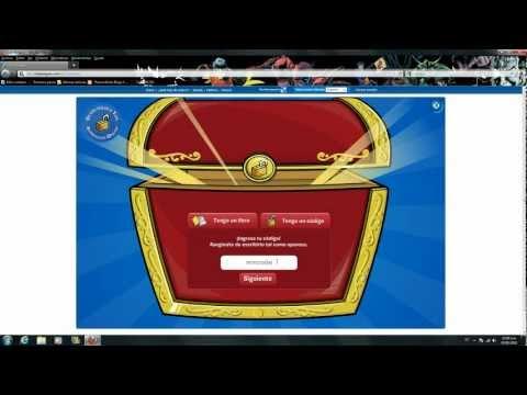 Nuevos Codigos Reutilizables en club penguin y trucos 2 2 2012