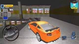 Multi Storey Car Parking 3D | Driving Car Simulator Android GamePlay FHD