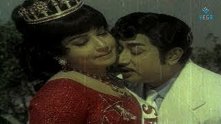 Chithira Mandapathil Video Song : Sivaji Ganesan, Jayalalitha ( Anbai Thedi )