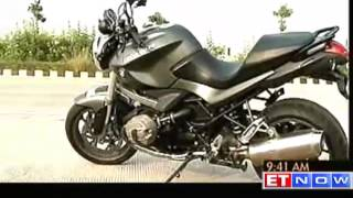 BMW R 1200 R Bike Review and its features