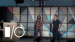 Advanced Data Binding - Google I/O 2016
