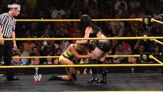 NXT Women's Championship - Paige vs  Emma