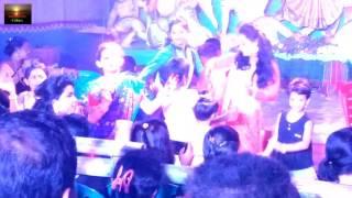 Dana Kata Pori Bd Girls Dance 2017 in Bangladeshi Cultural Program Durga Puja ( মেয়েদের নাচ )