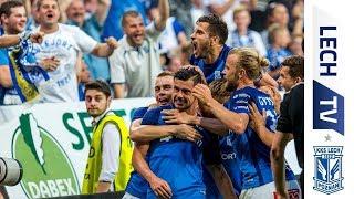 Lech Poznań - FK Haugesund 2:0 (skrót)