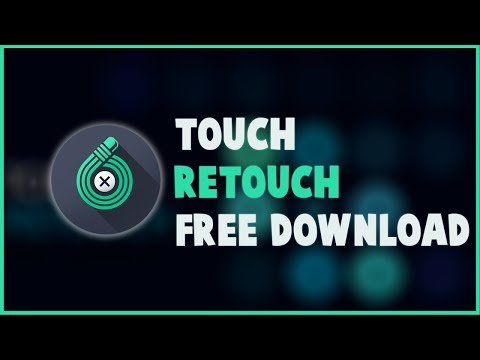 Touch Retouch App Free Downlod 2017