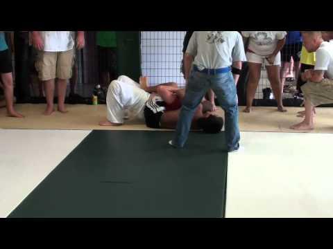 Daniel Cox NO GI Gold Medal Fight @ Got Ground 3(walkermartialartsNC)
