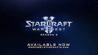 StarCraft II - War Chest Season 2 Preview