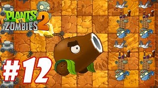 Hoa quả nổi giận 2 - Plants Vs Zombies 2 : Coconut Cannon vs Seagull Zombie #12