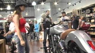 Central Florida Episode 66 -  Indian Motorcycles   Boothill Saloon