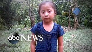 Family of girl who died in border custody calls for