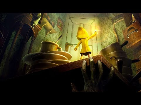 LITTLE NIGHTMARES STREAM WITH WIFE