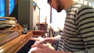 Flying Lotus - Never Catch Me (Piano Cover)