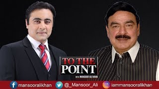 To The Point With Mansoor Ali Khan - 22 September 2017 | Express News
